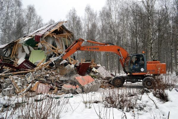 ВПятигорске снесут нелегальные шашлычные иавтомойки