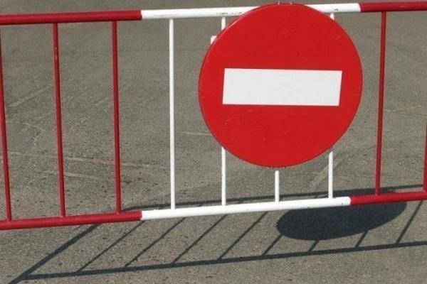 ВПятигорске натри дня введут ограничения движения транспорта