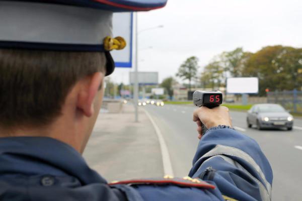Запрещенные повсей стране ручные радары возвратят на дорогу «Кавказ»