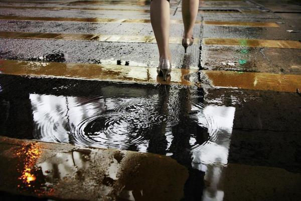 Экстренное предупреждение объявлено на Ставрополье из-за дождей и града