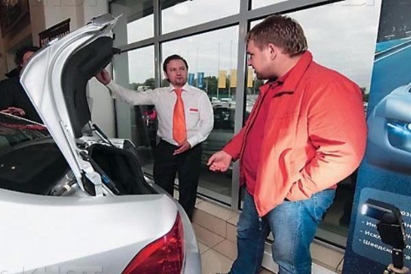 Жителю Пятигорска продали вавтосалоне неисправный автомобиль за3 млн руб.