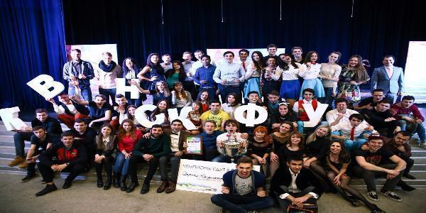 Команда СКФУ одержала победу в финале лиги КВН