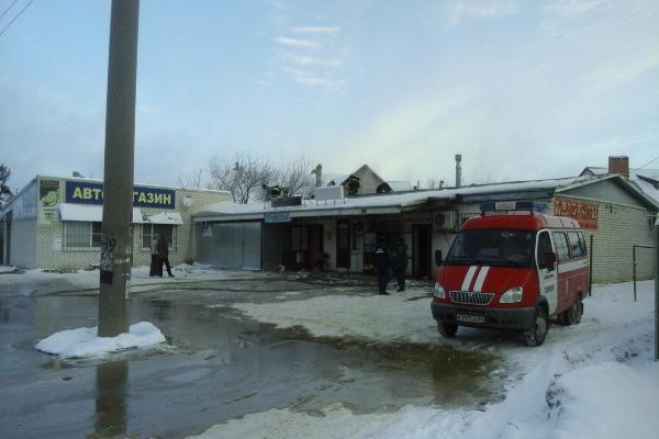 Впродуктовом магазине Ставрополя устранили пожар