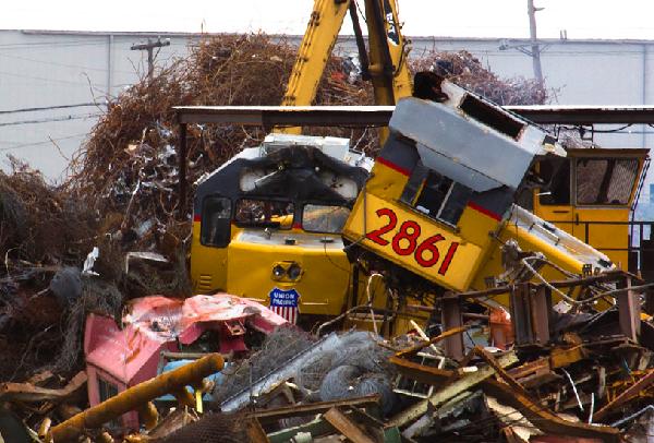 Незаконного хозяина предприятия по приему металлолома задержали на Ставрополье