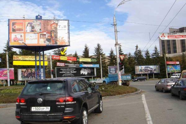 Рекламу висторической части Ставрополя ликвидируют