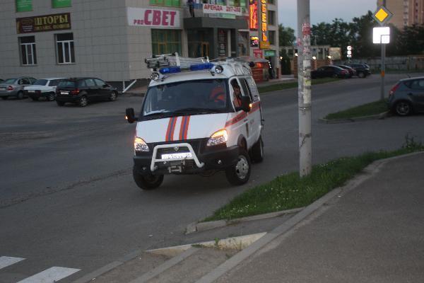 Ставропольские cотрудники экстренных служб вернули домой заблудившегося ребёнка