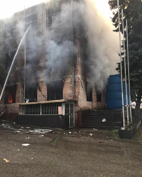 На Ставрополье проводится проверка по факту пожара