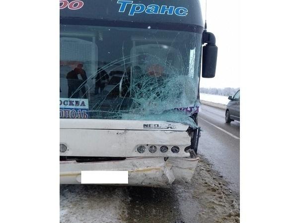 Рейсовый автобус «Ставрополь— Москва» попал в трагедию под Изобильным