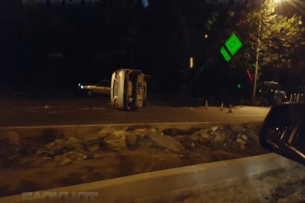 ВСтаврополе шофёр насмерть сбил велосипедиста