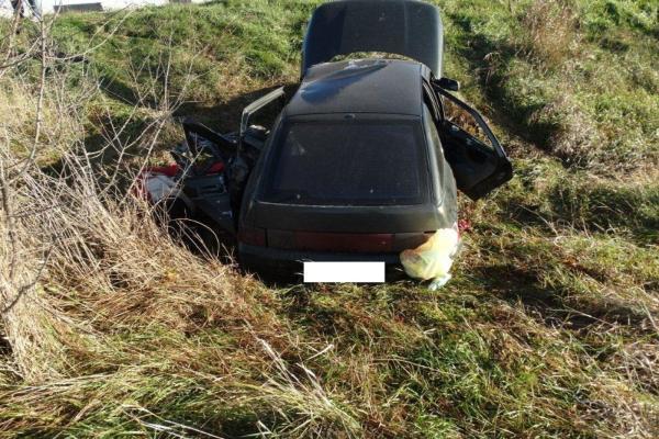 НаСтаврополье шофёр умер вДТП из-за превышения скорости