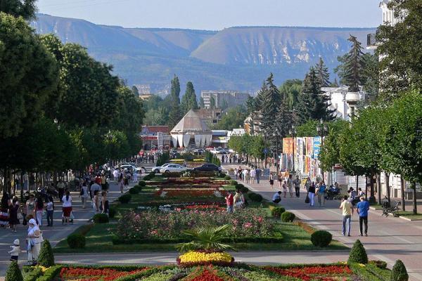 К 2030-ому году вКисловодске будут отдыхать 700 тыс. человек ежегодно