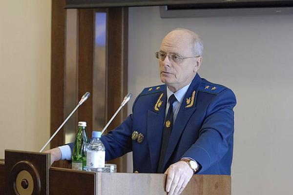 Обвинитель  Ставрополья отправлен вотставку