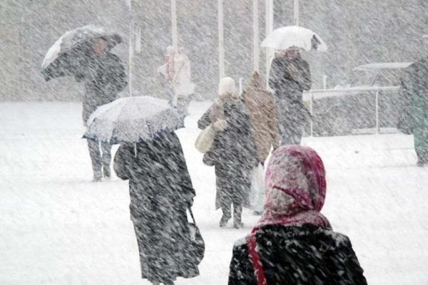 Погода наСтаврополье: понижение температуры, дождь иснег