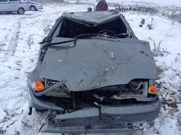 НаСтаврополье нетрезвый шофёр устроил ДТП и убежал, бросив пострадавшего