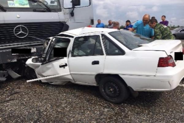 Три человека погибли, девушка вреанимации в итоге чудовищного ДТП наСтаврополье