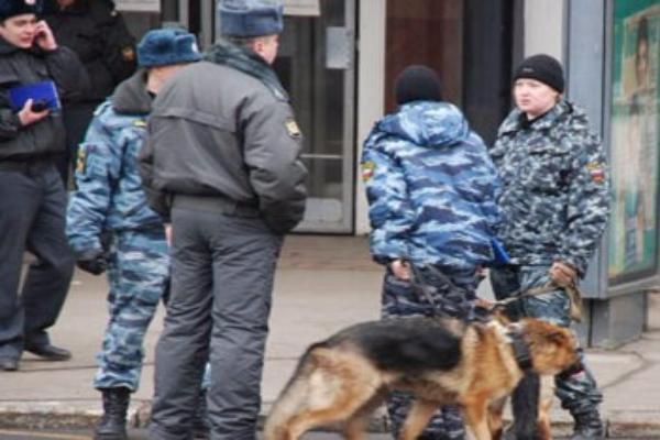 ВСтаврополе неизвестный проинформировал о  заминированной бомбе водном изкафе города
