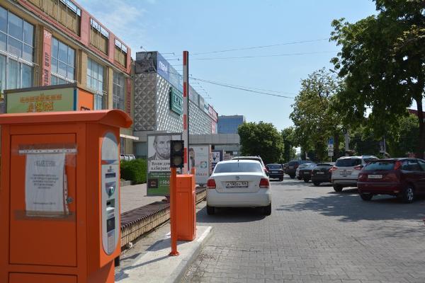 Ставропольские власти приняли решение удвоить время бесплатной стоянки напарковках