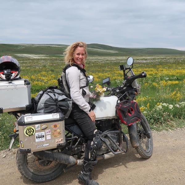 Путешественницу из Голландии поразила природа Ставропольского края