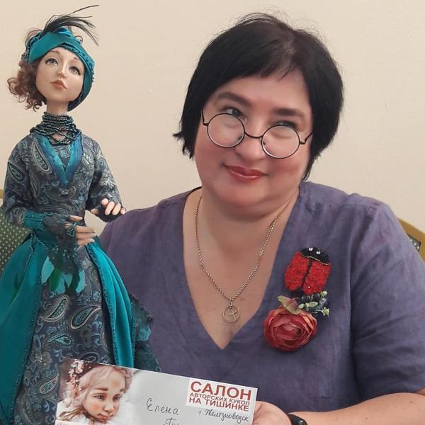 Кукольница из Ставрополья представила край на международной выставке