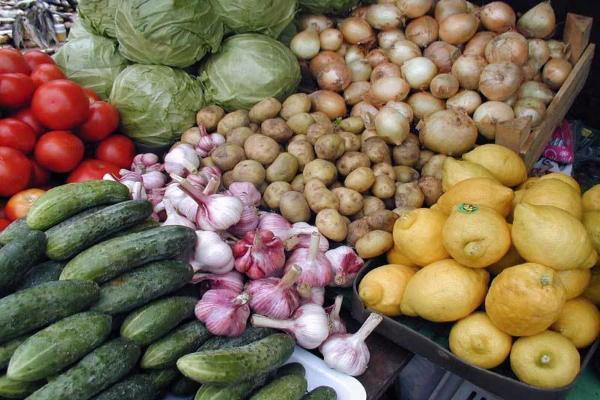 Свежие овощи ияйца поднялись встоимости на Ставрополье