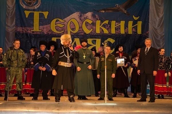 «Терский пляс» Москву потряс!