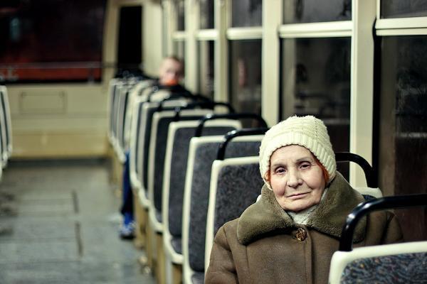 ВСтаврополе вмаршрутном такси пострадала пенсионерка