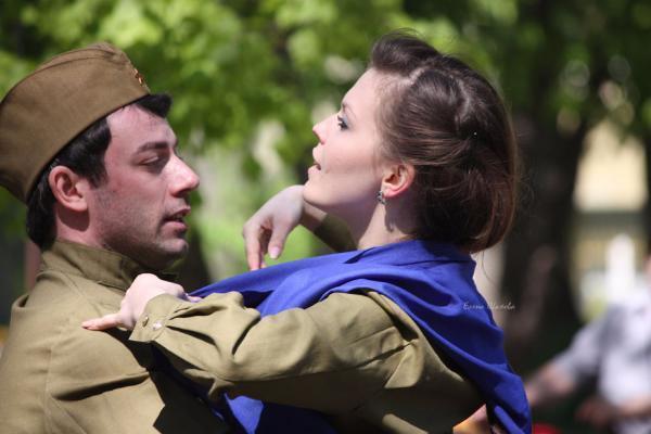 ВСтавропольском крае к9мая сошьют наибольший «синий платочек»