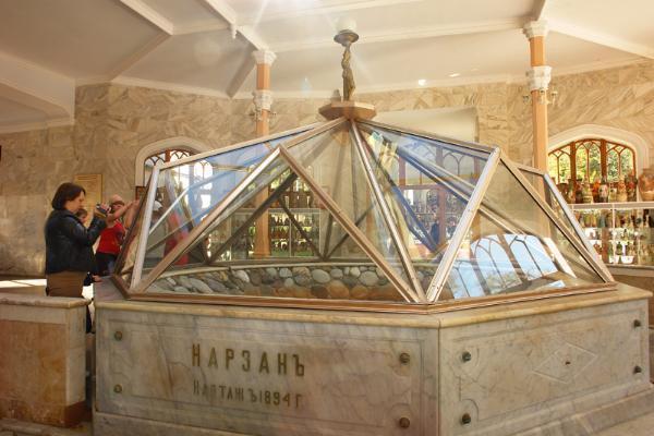 Музей нарзана появится в Питьевой галерее Кисловодска