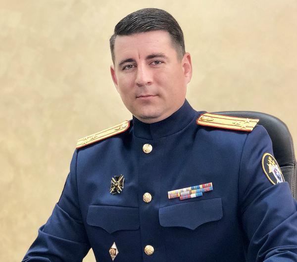 На Ставрополье руководителем второго отдела по расследованию особо важных дел Следственного комитета назначили Анатолия Дёмина