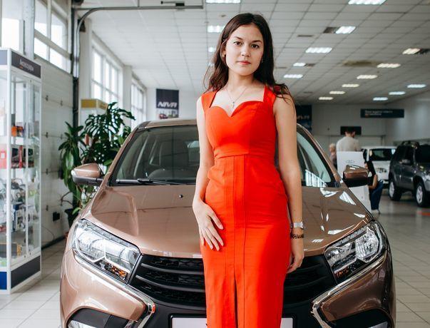 «Деньги - самая низшая ценность в жизни», - участница «Мисс Блокнот» Александра Иванова