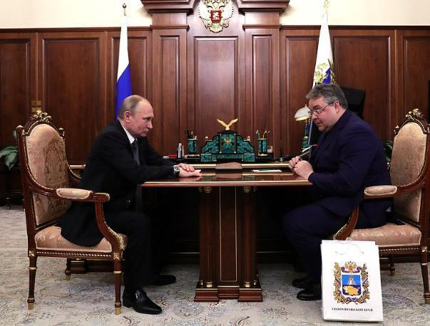Губернатор Владимиров попросил у Путина средства на строительство нового онкоцентра в Ставрополе