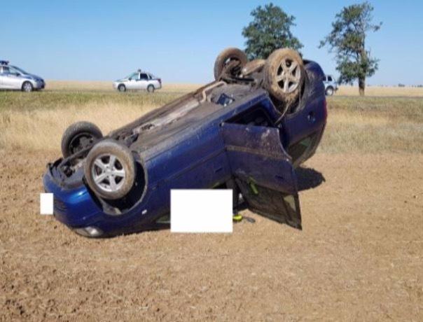 На Ставрополье в результате аварии погиб водитель