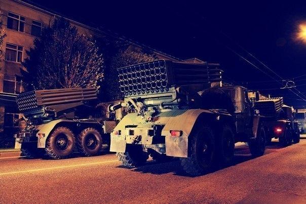 Ставрополь готовится принимать парад Победы