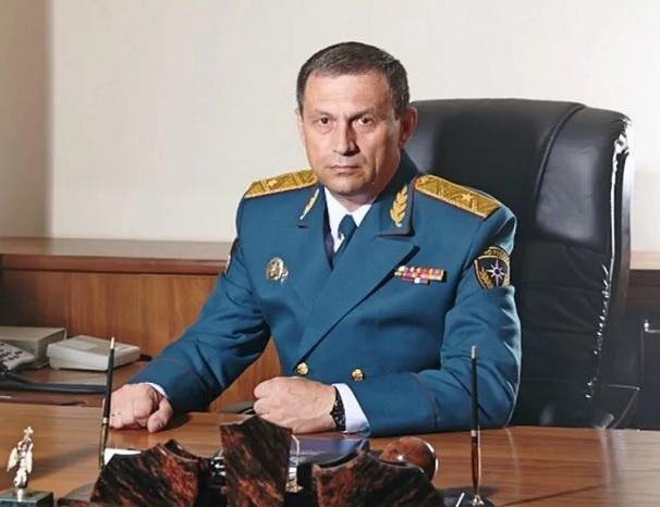 Доход в 2,5 миллиарда рублей у главы МЧС Ставрополья задекларировало ведомство