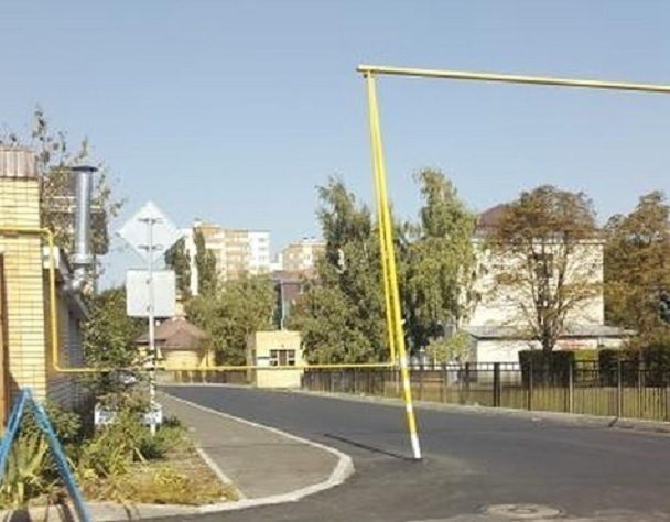 Неожиданный архитектурный курьез вызвал насмешки жителей Ставрополя