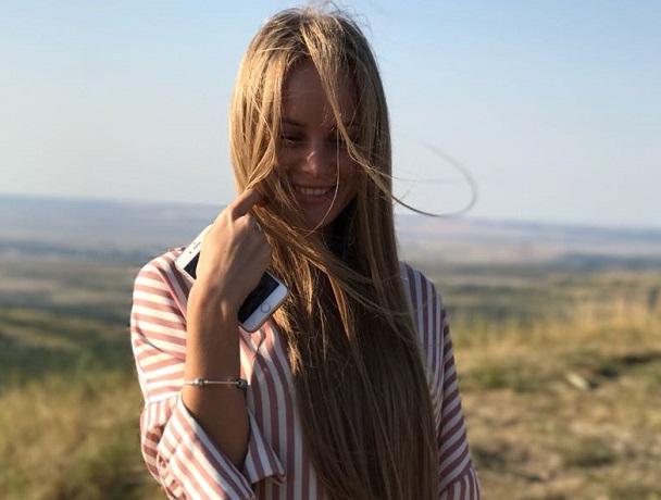 Елена Педяшова намерена побороться за титул «Мисс Блокнот Ставрополь-2018»