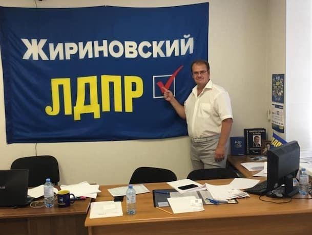 «Грязи огребу по полной», — кандидат в ставропольские губернаторы от ЛДПР о предстоящей кампании