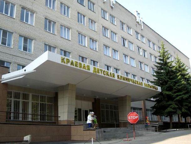 По факту смерти ребенка в детской краевой больнице назначена проверка Следственным комитетом