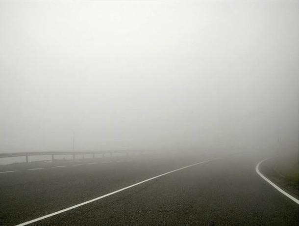 Госавтоинспекция Ставрополья советует быть предельно внимательными на трассах края из-за тумана