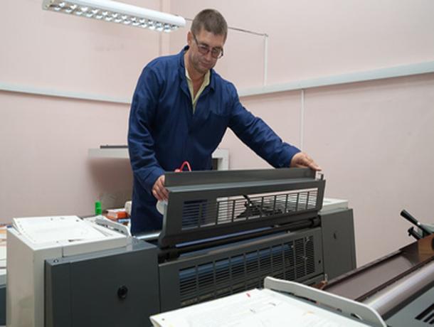Ставропольские заключенные смогут работать переплетчиками книг