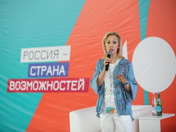 Ольга Тимофеева выступила на «Машуке»