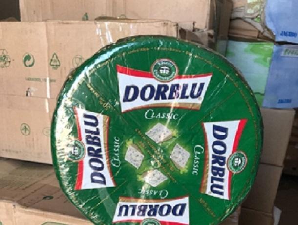 Более ста килограммов санкционного сыра уничтожили на Ставрополье
