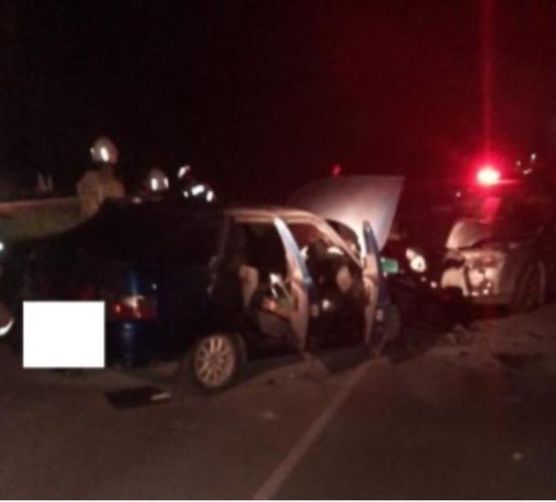 На Ставрополье в аварии скончался водитель «ВАЗ 21120»