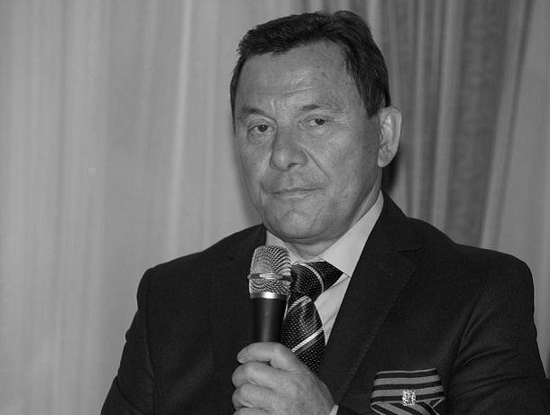Скончался известный на КМВ бизнесмен Владимир Туривненко