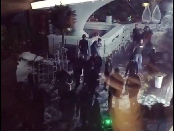 Видео с ночных клубов в ставрополе вакансии москвы в клубах