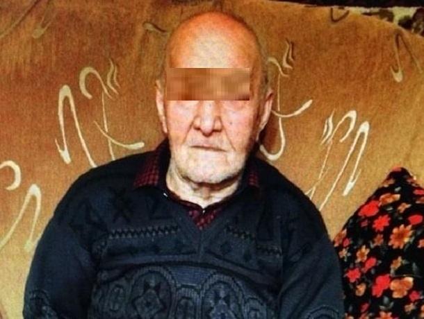 Пропавшего пенсионера нашли мертвым в Кисловодске