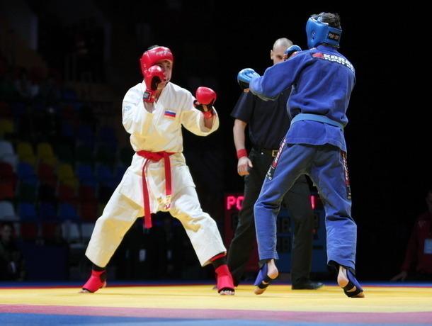 Ставропольская спортсменка блестяще выступила начемпионате Российской Федерации порукопашному бою