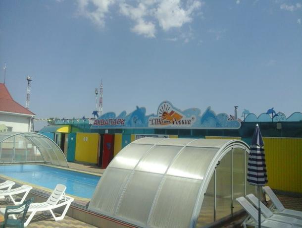На Ставрополье завели дело в отношении владельцев аквапарка, где едва не погиб ребенок