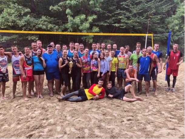 В Ставрополе завершился турнир по пляжному волейболу