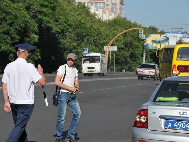 «Охоту» на пешеходов-нарушителей проведут в Ставрополе